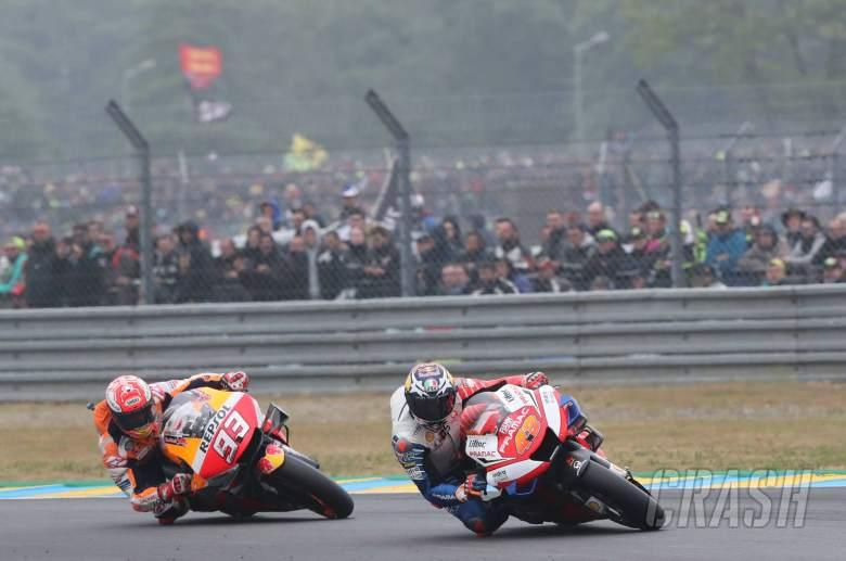 Weather worries, but Ducati's Jack Miller 'loves' Le Mans