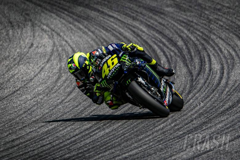 'Difficult day' leaves Rossi 18th