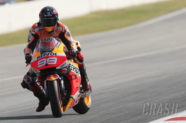 Lorenzo confident of repeating Catalunya speed