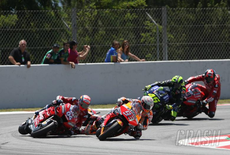 Dovizioso: No time to linger on points lost