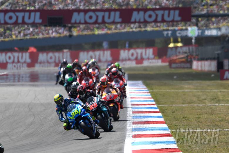 Ezpeleta explains MotoGP cancellations, calendar plans