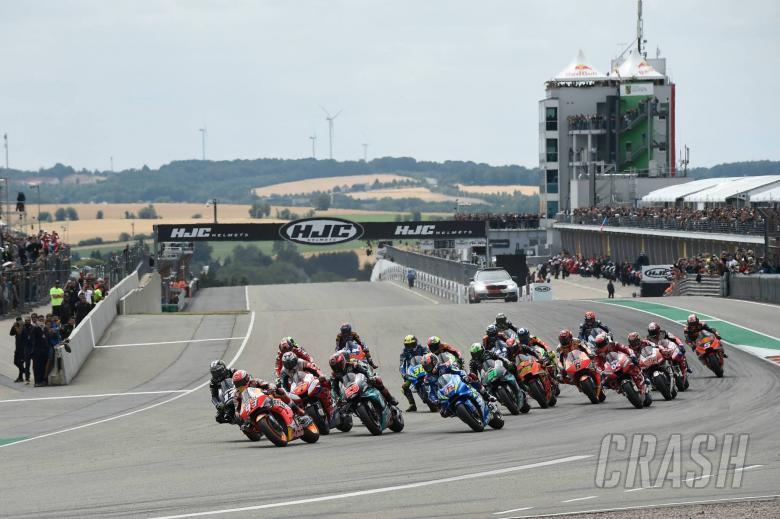 Sachsenring seeks new MotoGP date