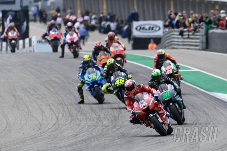 Sachsenring cancellation 'no impact' on German MotoGP future