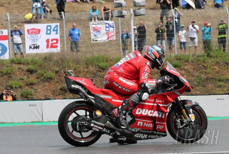 Petrucci, Czech MotoGP 2019