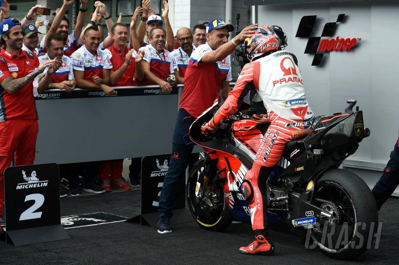 Ducati: Why Miller was 'right candidate' for 2021