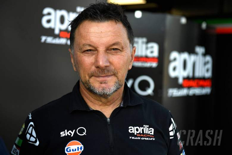 Fausto Gresini 'fully conscious, condition improving'