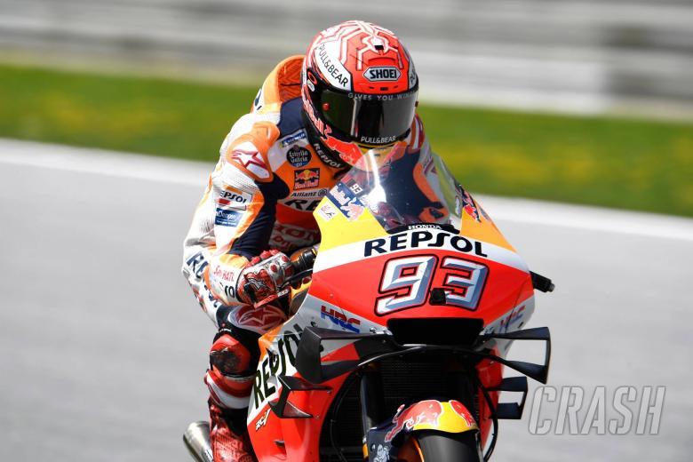 Marquez, Austrian MotoGP 2019