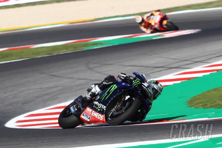 Vinales edges Quartararo as Yamahas shine at Misano