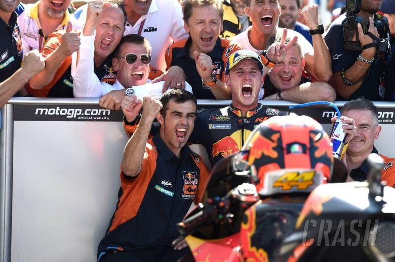 Espargaro: Let's do it KTM!