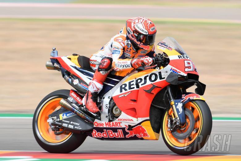 Marquez, Aragon MotoGP 2019