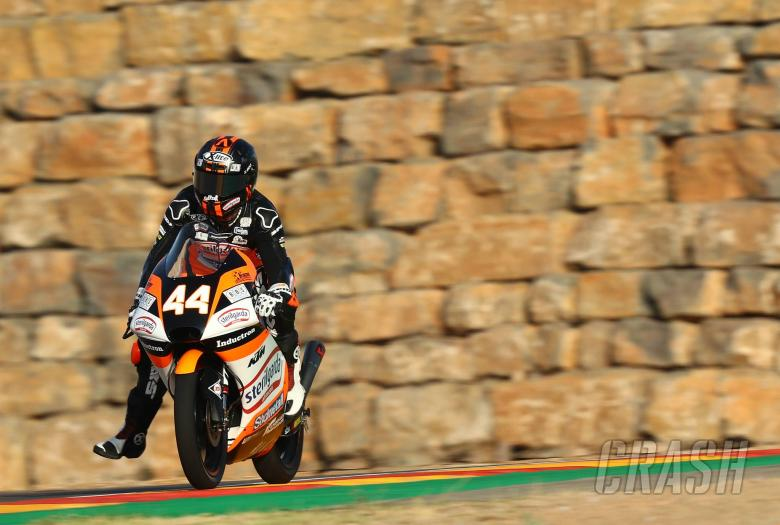 Canet, Moto3, Aragon MotoGP 2019