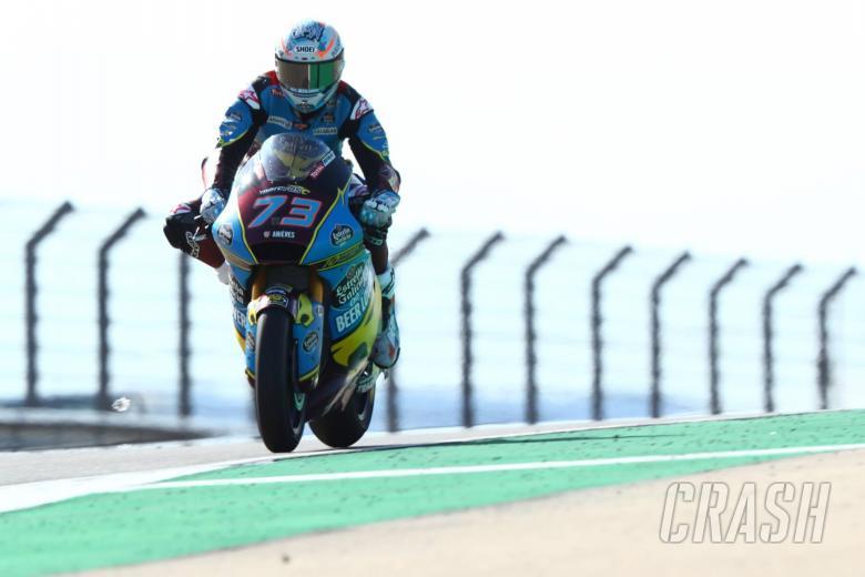 Alex Marquez, Aragon Moto2 2019