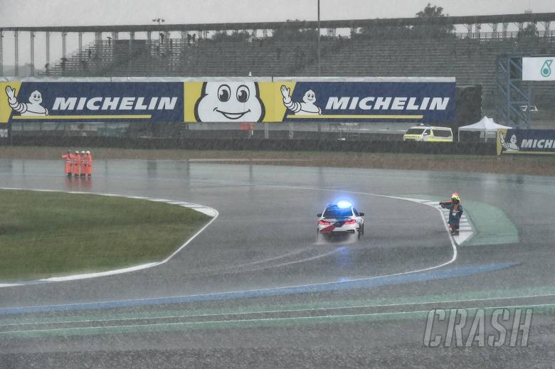 Heavy rain delay triggers Thailand MotoGP schedule shake-up