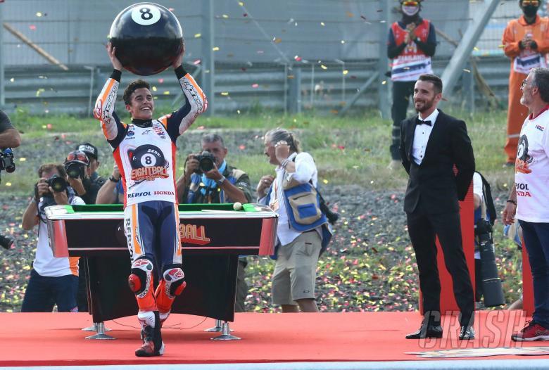Marquez: 2015 MotoGP title miss taught me consistency