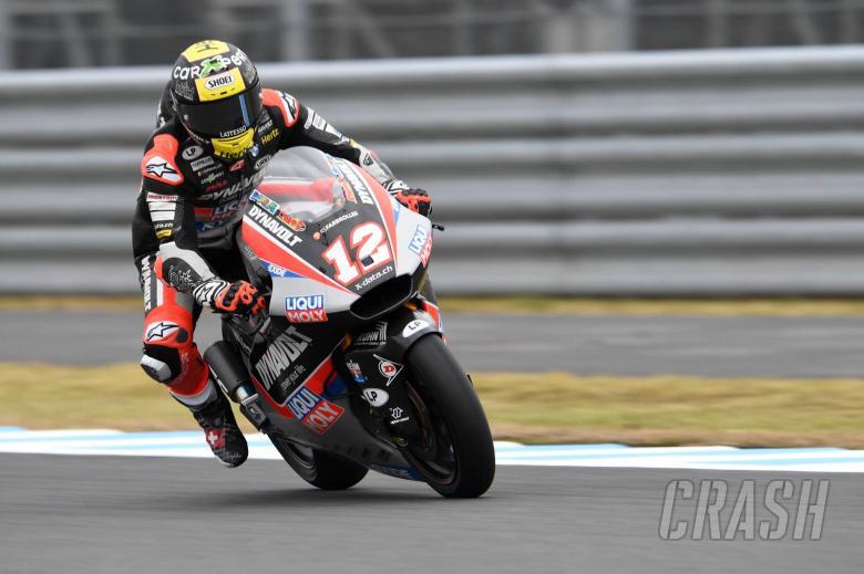 Moto2 Motegi - Warm-up Results