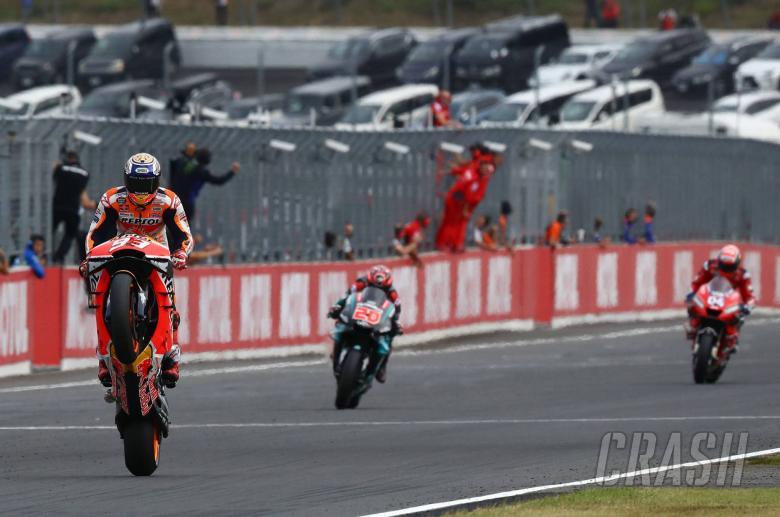 Japanese MotoGP - Race Results