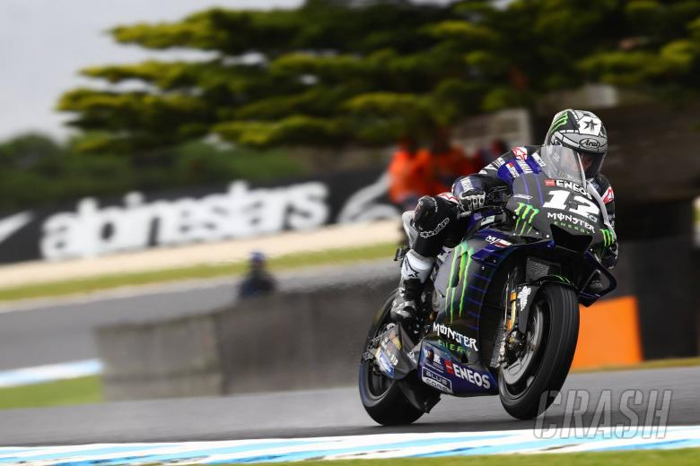 Vinales bolts clear of rivals at Phillip Island