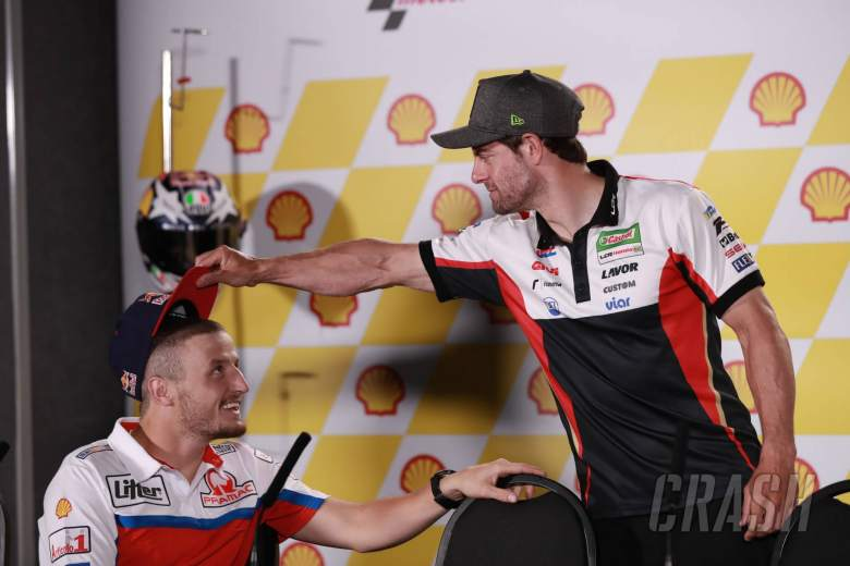 """""""He was doubted more than other riders…"""" - Miller pays tribute to Crutchlow"""