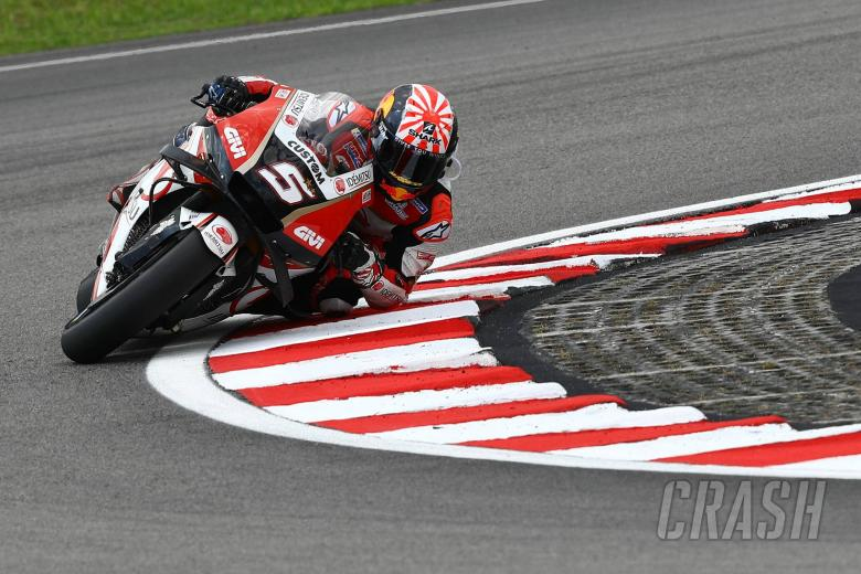 Zarco: Things coming together