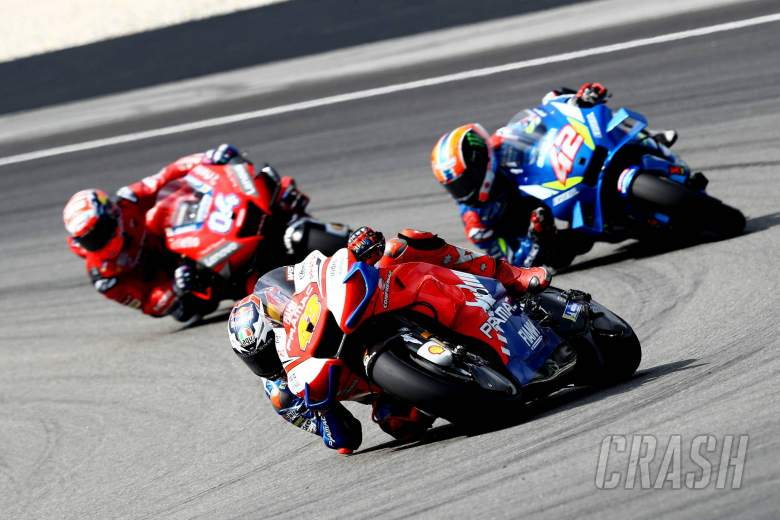 MotoGP set to clamp down on fast sectors with yellow flags