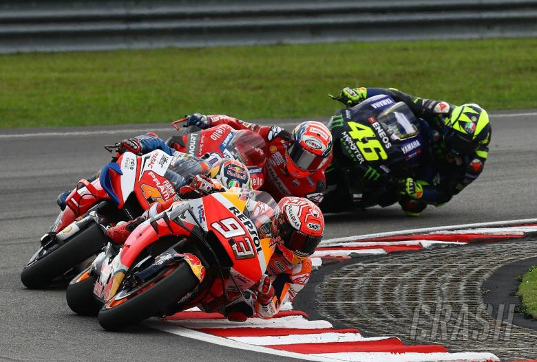 What can stop Marc Marquez from winning again?