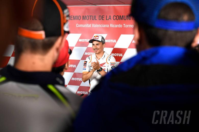 'Lorenzo one of the greatest rivals' - MotoGP riders pay tribute