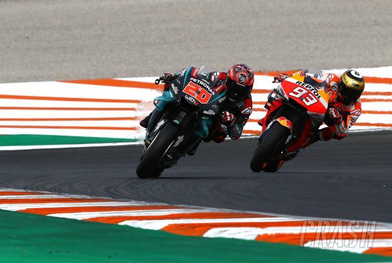 Quartararo, MotoGP race, Valencia MotoGP 2019
