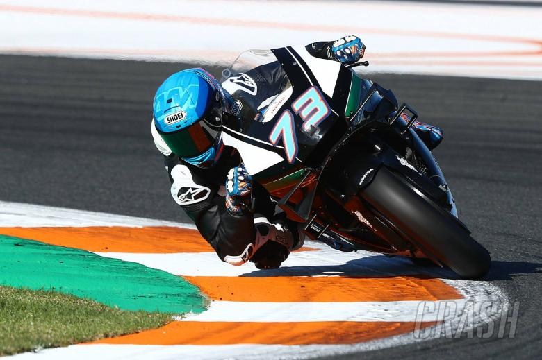 'Excited' LCR welcomes Alex Marquez