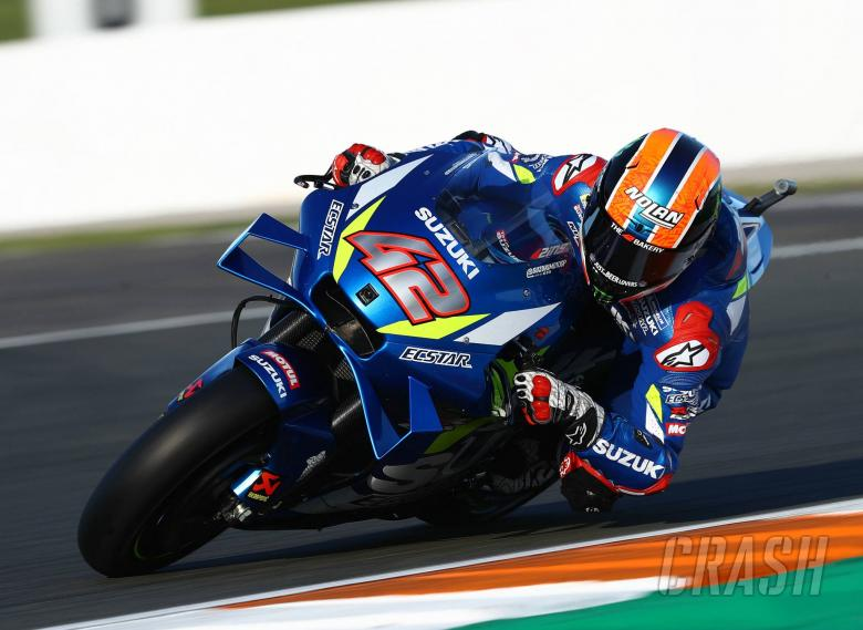 Suzuki: Rins, Mir 80% satisfied with new engine
