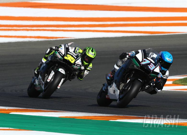 Alex Marquez to LCR, Crutchlow out