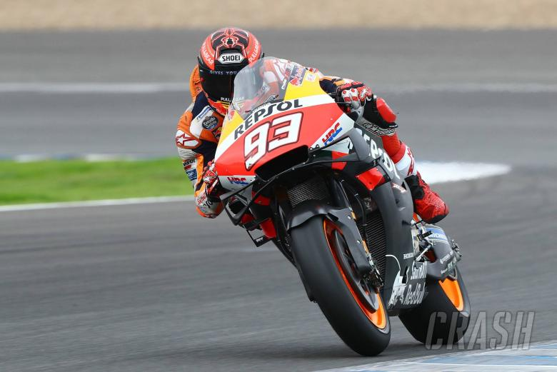 Marc Marquez, Jerez MotoGP tests, November 2019