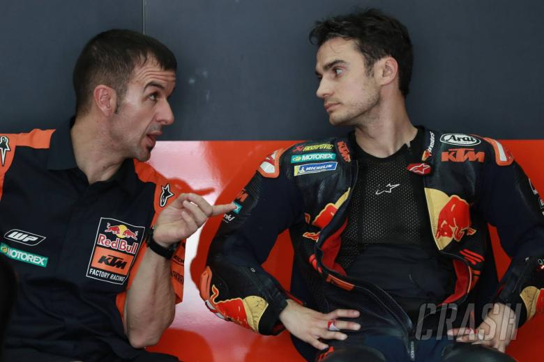 Pedrosa: We want a step-up at every track
