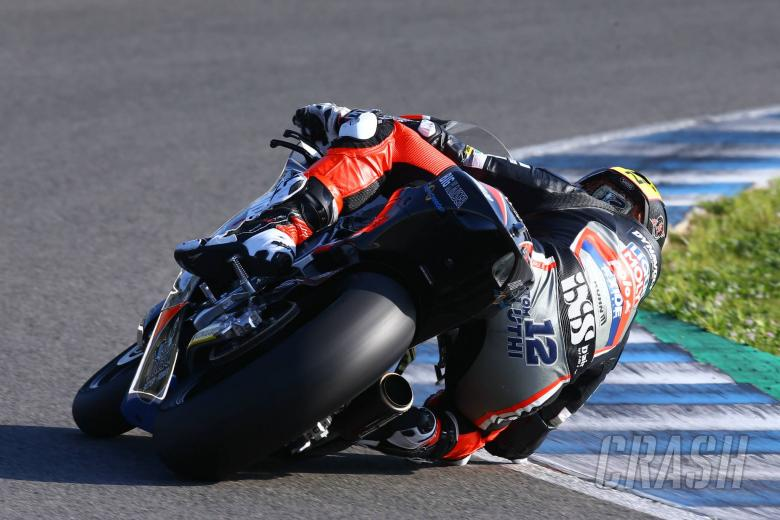 Jerez Moto2 test times - Friday (FINAL)