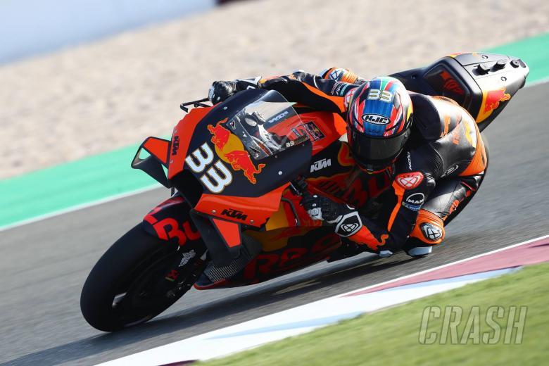 Brad Binder, Qatar MotoGP test, 22 February, 2020