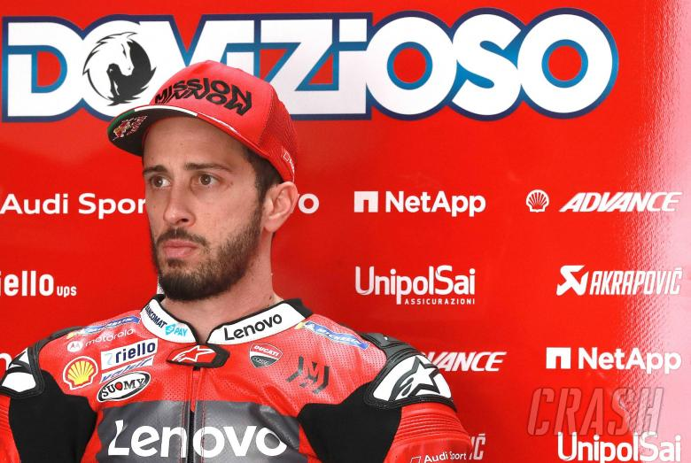 Andrea Dovizioso, Qatar MotoGP test, 22 February, 2020