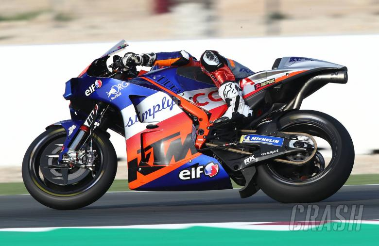 KTMs equal at start - then Espargaro, Oliveira 'top guys'