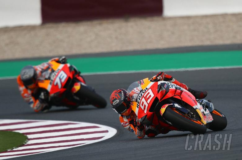 Marquez: 'Our turn to go back to work, put on a show'