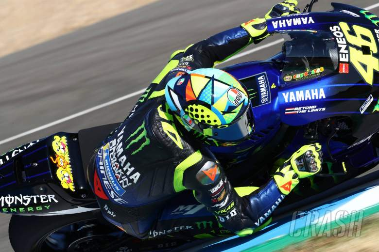 Rossi: Riding style theory 'not true', 2021 plans won't change