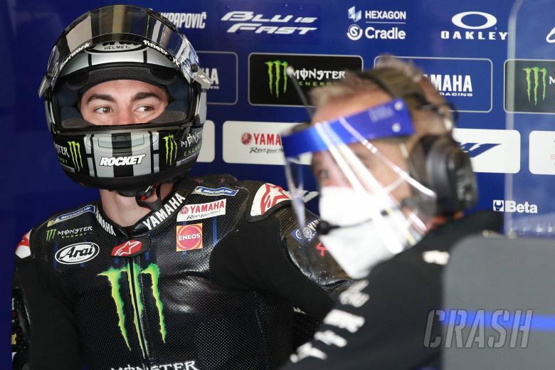 Vinales picks up where he left off ahead of 2020 MotoGP title tilt