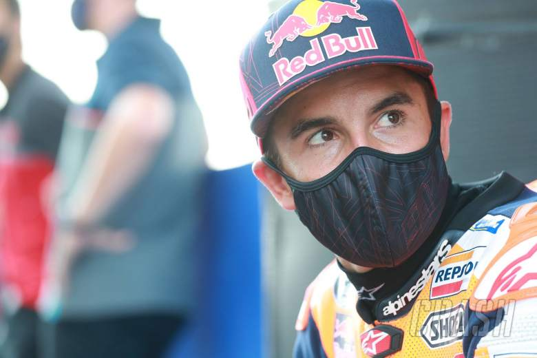 Marc Marquez confirmed with fractured arm, to undergo surgery