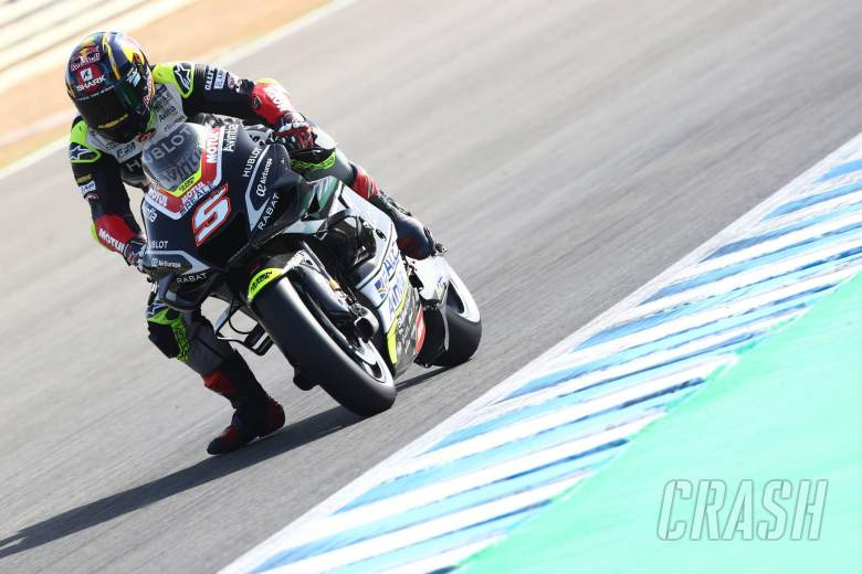 Zarco: Not a lot is missing, a few tenths will bring a lot