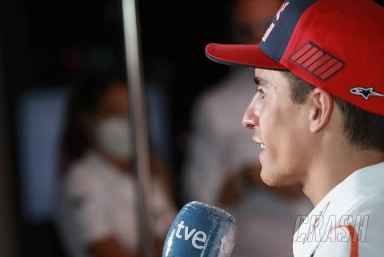 Doctors explain severity of Marquez injury, tyre impact breaks arm