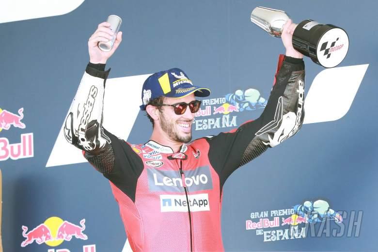 Podiumlike victory but Ducati has to improve – Dovizioso