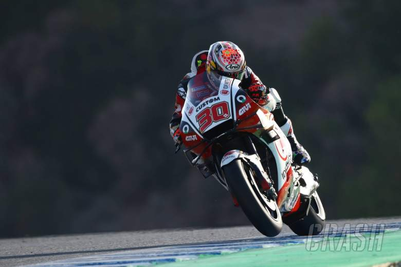 Nakagami steps it up to top Czech MotoGP FP1 in Brno
