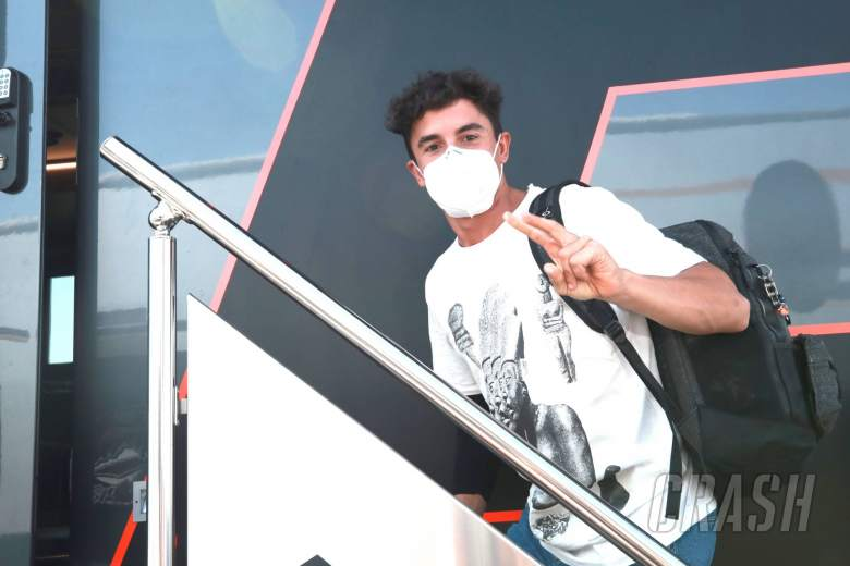 Marc Marquez out for another '2-3 months'