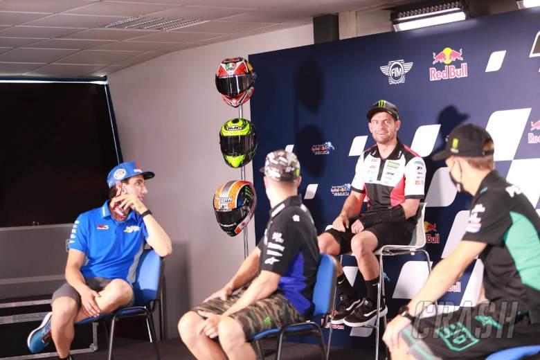 Cal Crutchlow, Andalucia MotoGP 2020
