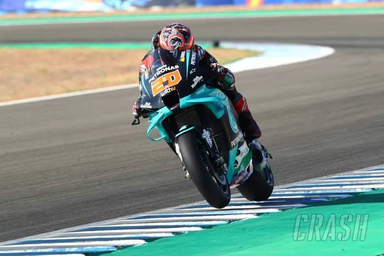Quartararo secures back-to-back MotoGP wins in Yamaha 1-2-3