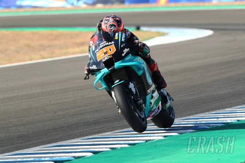 Quartararo secures back-to-back MotoGP wins in Yamaha 1-2-3