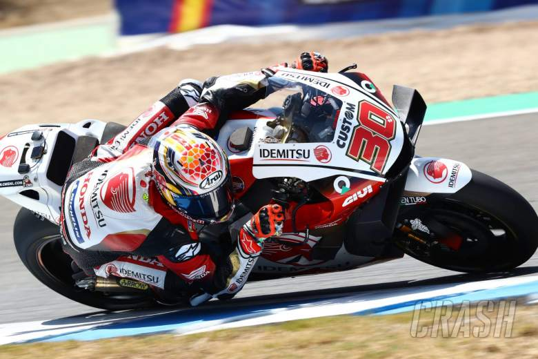 Nakagami feels pressure to lead Honda charge in Marquez absence