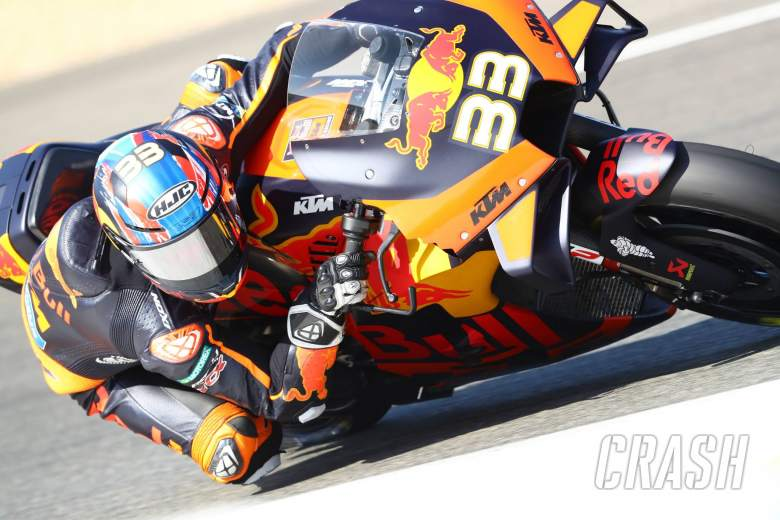 'Fantastic' third for Binder, Pol 'fastest with used tyre'